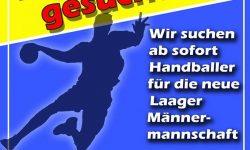 Handballer gesucht Laager SV 03