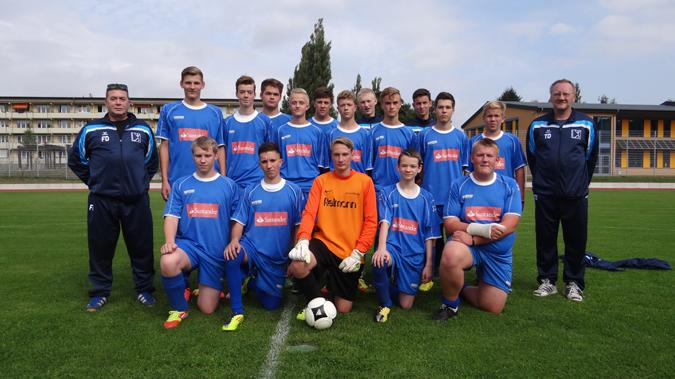 Laager SV 03 B-Junioren 2013/2014