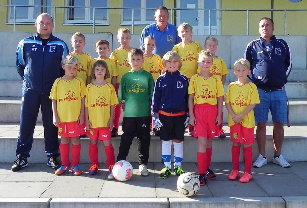 Laager SV 03 F-Junioren 2013/2014