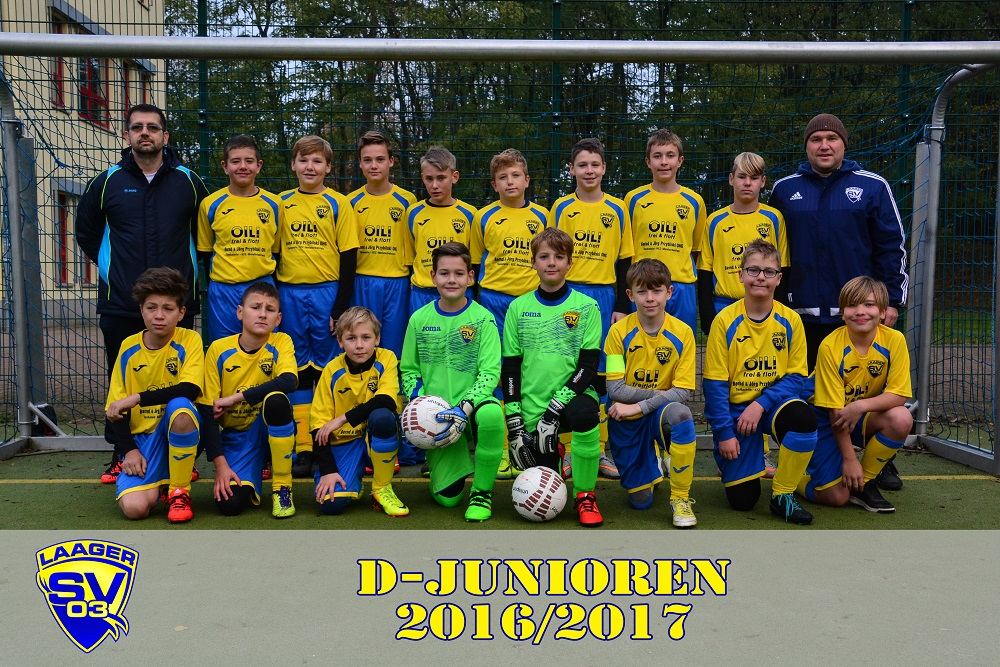 Laager SV 03 D 2016/2017
