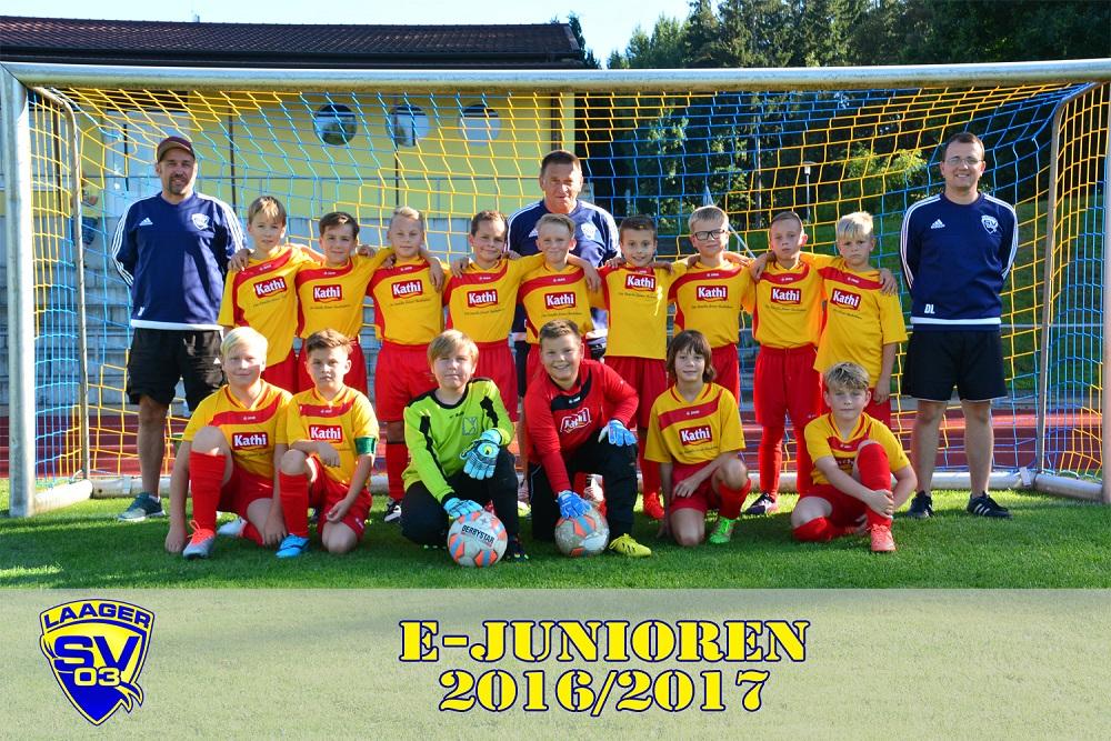 Laager SV 03 E 2016/2017