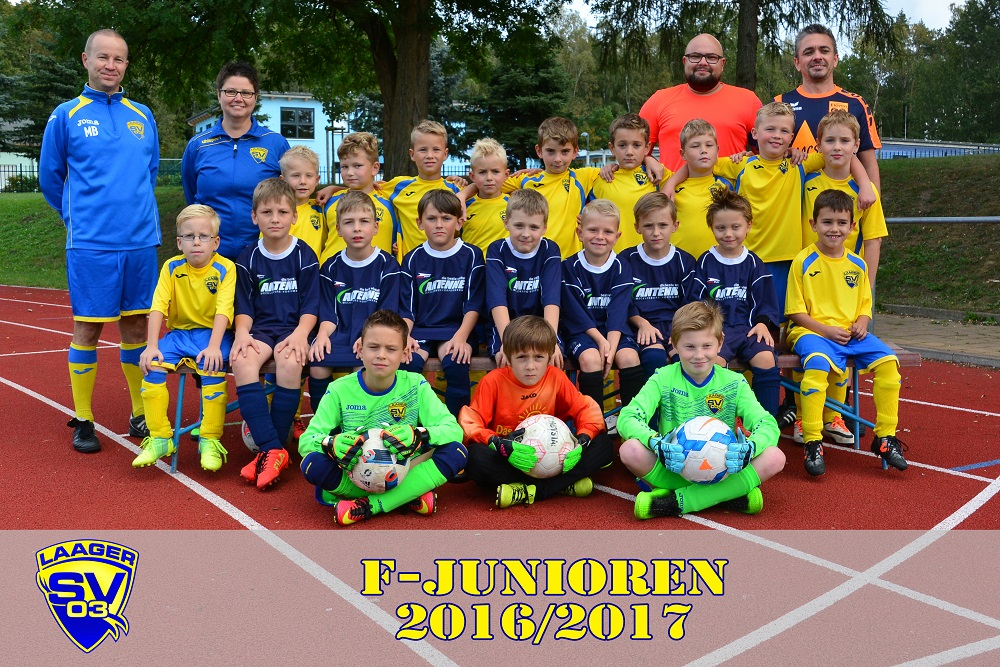 Laager SV 03 F 2016/2017