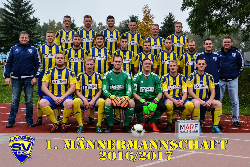Laager SV 03 I - 2016/2017