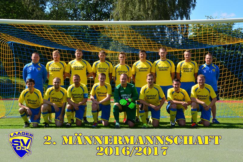 Laager SV 03 II 2016-2017