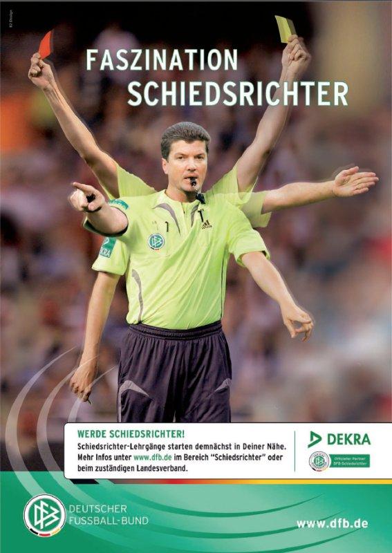 Schiedsrichter Fussball 2