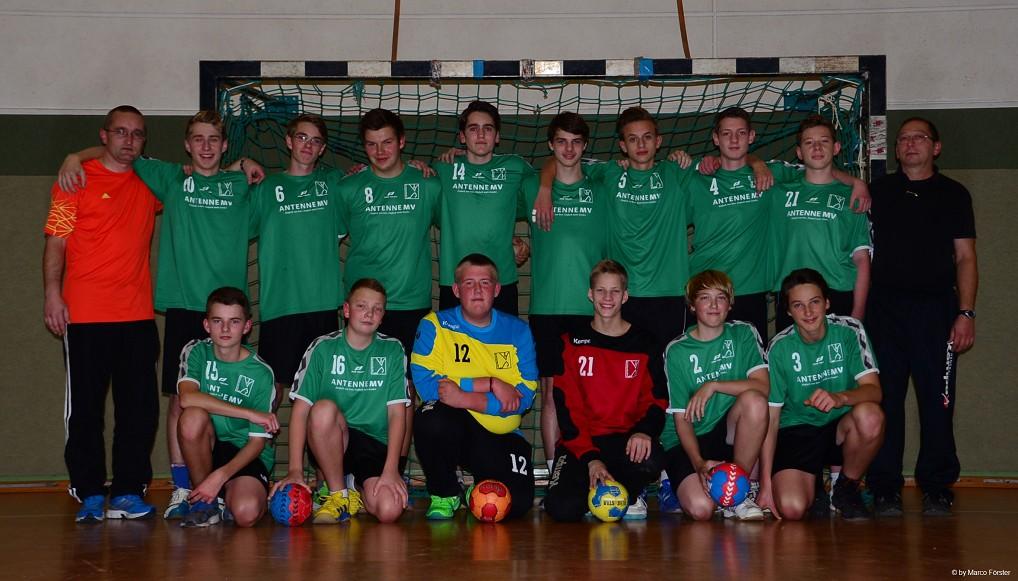 Laager SV 03 männliche Jugend A