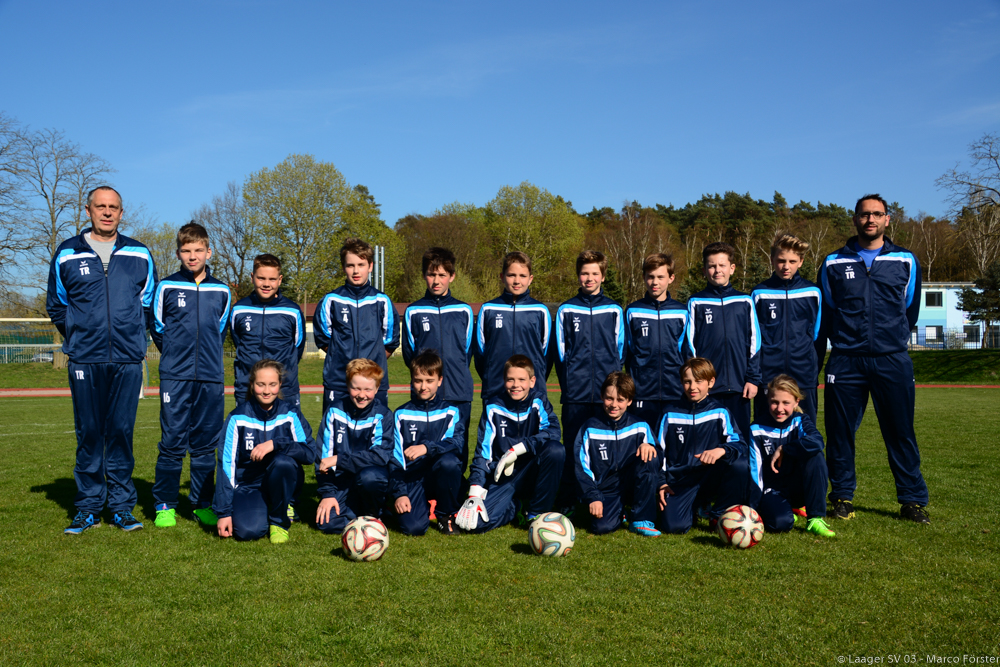 Laager SV 03 D2 2014/2015
