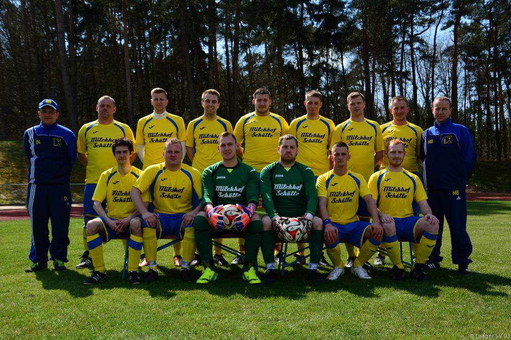 2. Männermannschaft 2014/2015