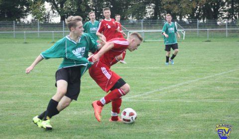 SG Doberaner FC / 1. FC Obotrit Bargeshagen - Laager SV 03 B