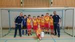 2. Platz beim PSV Röbel-Müritz Cup
