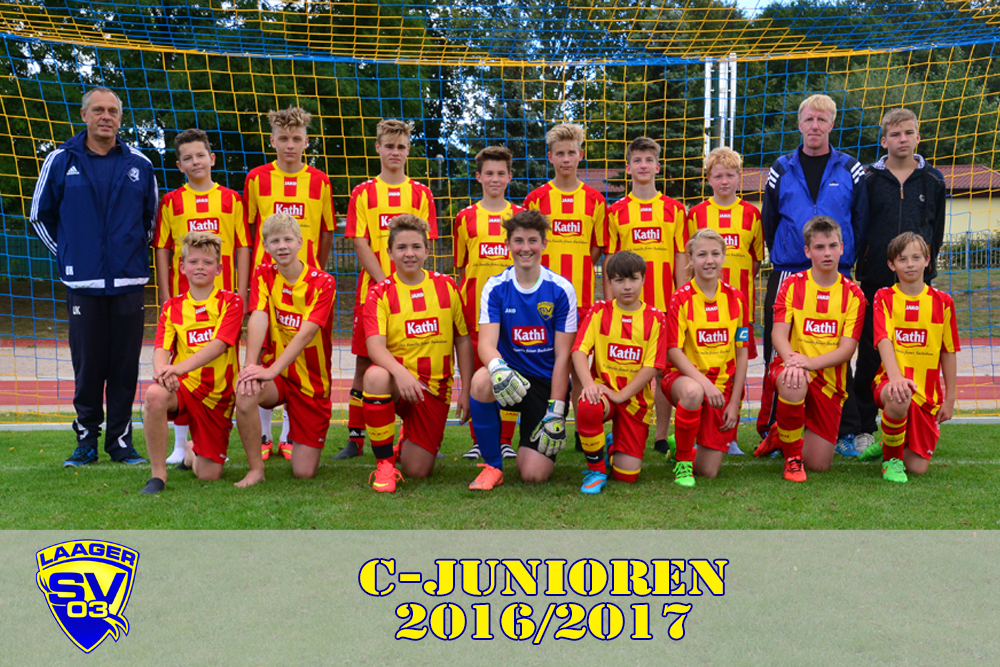 Laager SV 03 C 2016/2017