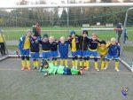 F-Junioren gewannen 6:0 bei SV Hafen Rostock 61 II