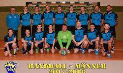 Handball Männer 2017/2018