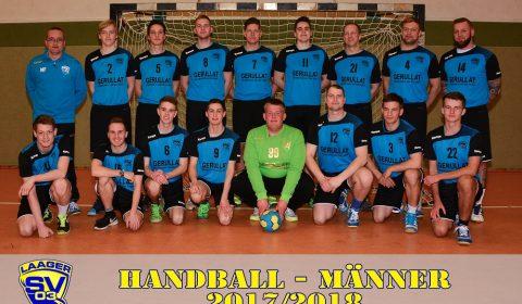 Laager SV 03 Handball - Männermannschaft