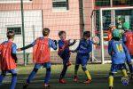 E- Junioren feiern nach spannenden Saisonfinale die Herbstmeisterschaft