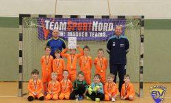 Laager SV 03 G-Junioren dc Teamsport Nord-Cup