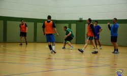 03.03.2017 Laager SV 03 Handball Männer - Training