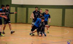 24.03.2017 Laager SV 03 Handball Männer - TSV Bützow mJA