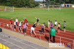 Trainingseinheit der Handballerinnen