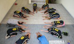 Laager SV 03 Handball wJD - Training