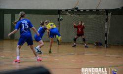 16.09.2017 Laager SV 03 Handball wJD - SV Eintracht Rostock