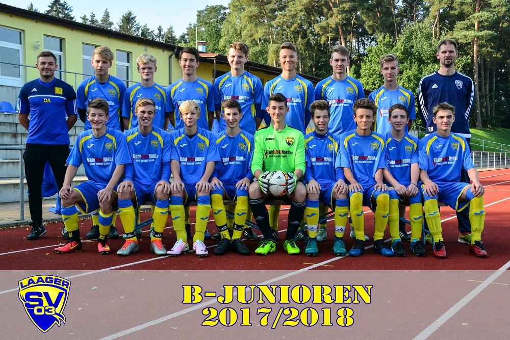 Laager SV 03 B 2017/2018