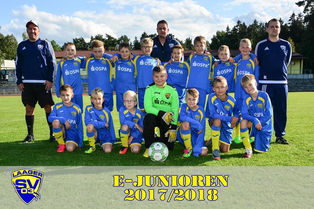 Laager SV 03 E 2017/2018