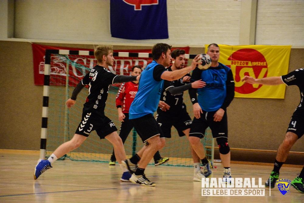 TSV Bützow - Laager SV 03 Handball