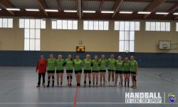 Malchower SV - Laager SV 03 Handball wJA