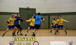 05.11.2017 Laager SV 03 Handball Männer - Schwaaner SV