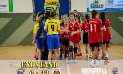 05.11.2017 Laager SV 03 Handball wJD - SV Motor Barth