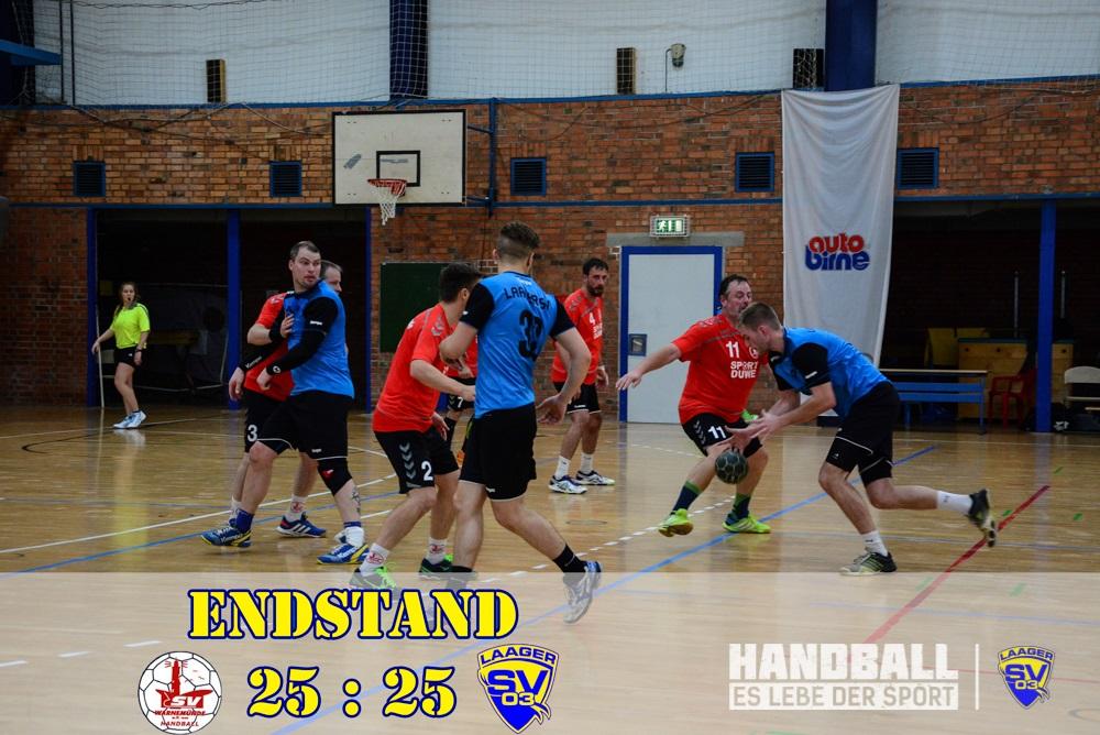 12.11.2017 SV Warnemünde - Laager SV 03 Handball Männer