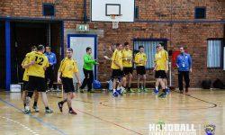 07.01.2018 SV Warnemünde V - Laager SV 03 Handball Männer