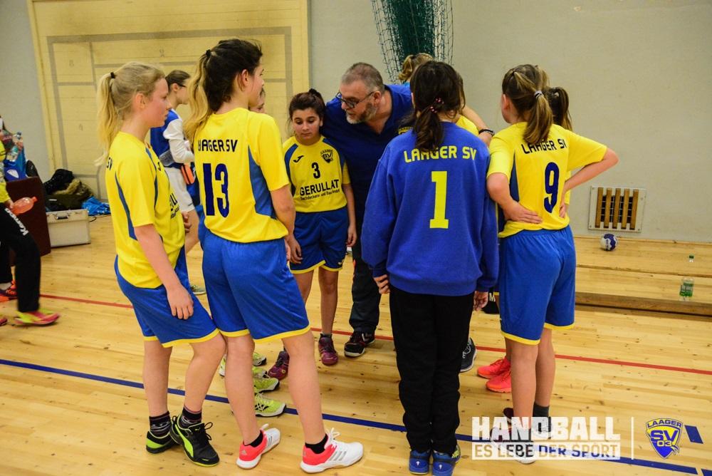 20180114 Rostocker Handball Club - Laager SV 03 Handball wJD