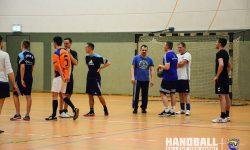 Laager SV 03 Handball Männer - Laager SV 03 Fußball 2. Männer