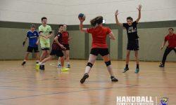 Laager SV 03 Handball wJA - Fußball B-Junioren