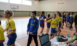 Laager SV 03 Handball wJD - Doberaner SV