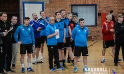 20180415 Laager SV 03 Handball Männer - Bezirkpokal - 4 - Siegerehrung