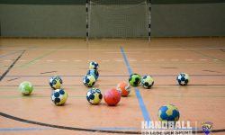 20180425 Laager SV 03 Handball wJD - Training