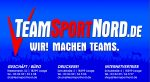 Prozente bei Teamsport Nord