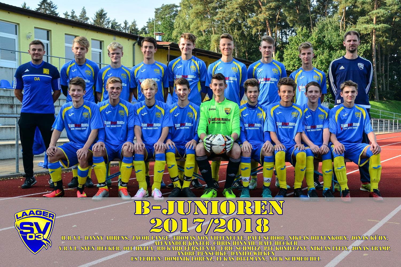 Laager SV 03 B_Namen 2017/2018