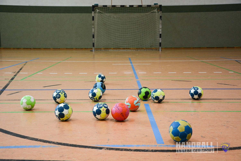 Handball - Recknitzhalle