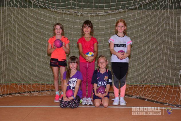 20180831 Laager SV 03 Handball wJE - Training