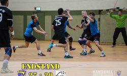 Laager SV 03 Handball Männer - Ribnitzer HV