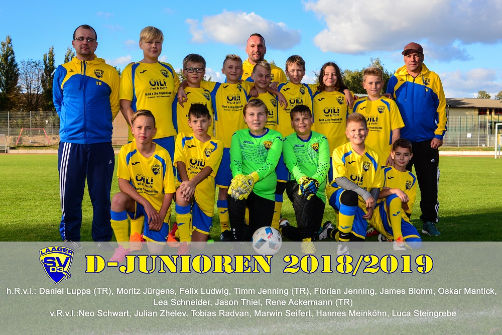 Laager SV 03 D - 2018/2019