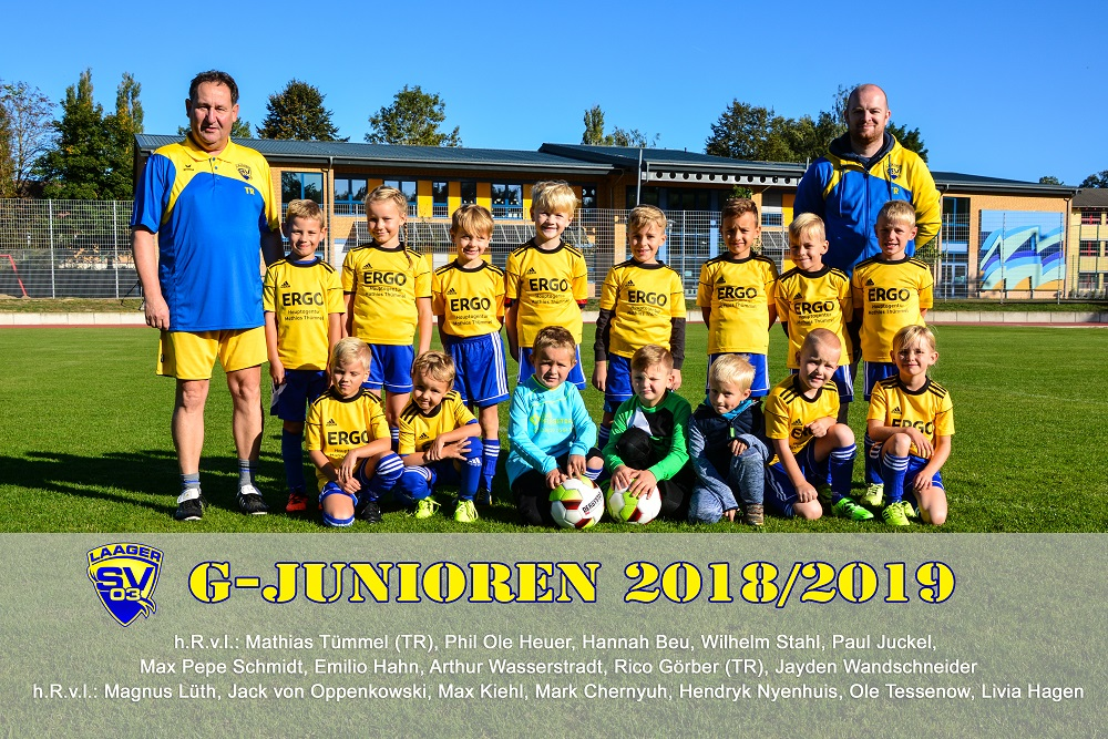 Laager SV 03 G - 2018/2019