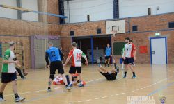 20181111 HSG UNI Rostock - Laager SV 03 Handball Männer