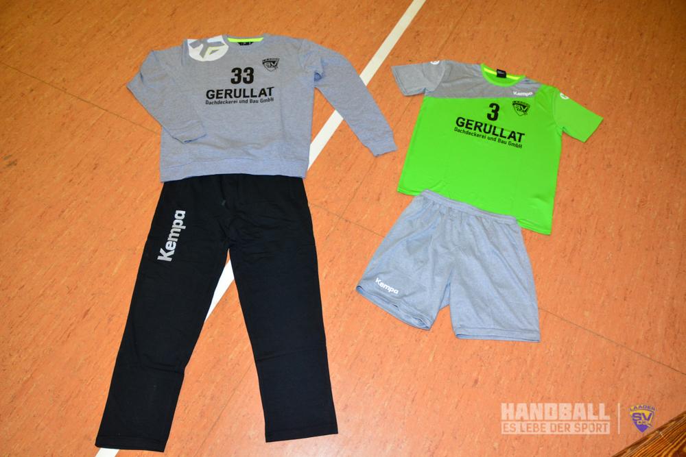 Trikot Handballer
