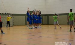 Laager SV 03 Handball Männer SV Warnemünde V