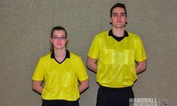 Schiedsrichter Handball